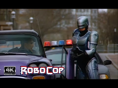 Robocop: The Series 4k | Episode 2 | Prime Suspect