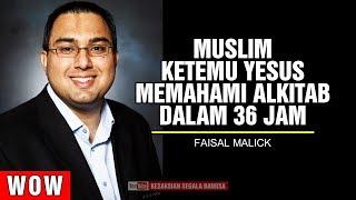 Video Muslim Ketemu Yesus Bisa Baca Alkitab Dalam 36 Jam - Faisal Malick MP3, 3GP, MP4, WEBM, AVI, FLV Januari 2019