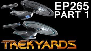 Main Website:www.trekyards.comOther YouTube Channel:Captain Foley's Channelhttps://www.youtube.com/channel/UCUhxafMp1hqNHTQ97H3lCqgSocial Media:Main Trekyards Facebook Page:https://www.facebook.com/groups/trekyards/Main Fleetyards Facebook Page:https://www.facebook.com/groups/fleetyards/Trekyards Model Building Showcase Facebook Page:https://www.facebook.com/groups/525656090901951/Team Trekyards Star Trek Online Facebook Group:https://www.facebook.com/groups/TeamTrekyards/Star Trek Timelines (Trekyards Facebook Team Page):https://www.facebook.com/groups/836643756447057/Support Trekyards on Patreon:https://www.patreon.com/Trekyards/community