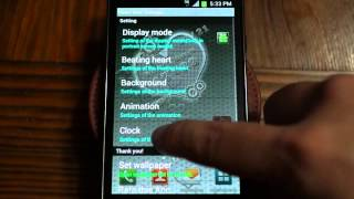 Heart Beat Live Wallpaper L YouTube video
