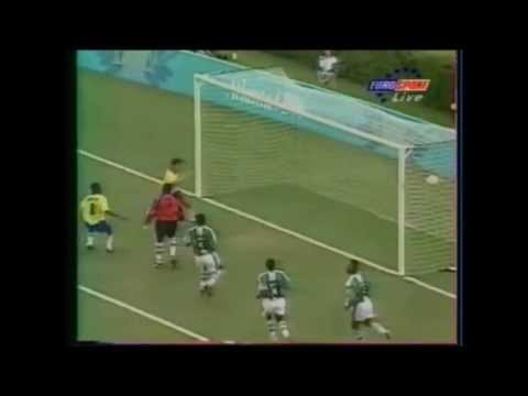 Nigeria Vs Brazil 4 3 Olympic 1996)
