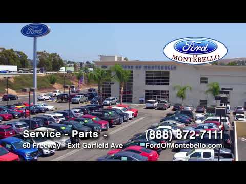 Ford of Montebello - Serving Los Angeles in Southern California