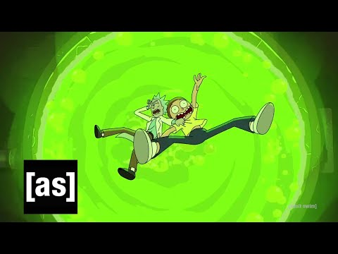 An Acidic Deal | Rick and Morty | adult swim