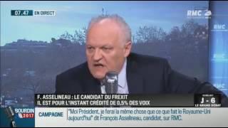 Video Asselineau met en PLS Bourdin sur RMC  (29/03/17) MP3, 3GP, MP4, WEBM, AVI, FLV Oktober 2017