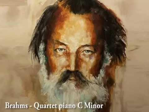 Brahms - Quartet piano C Minor