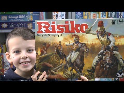 Endlich wurde Monopoly von Elias durch Risiko abgelöst! (Hasbro) - ab 10 Jahre