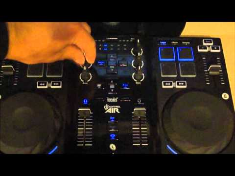 comment installer dj control air sur virtual dj