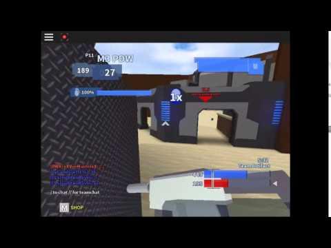 Roblox HEX(Thay copy-ed Halo) (видео)