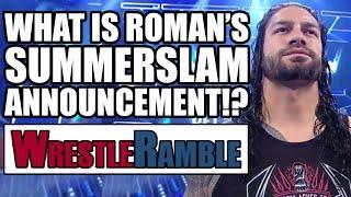 Nonton WWE Raw Vs Smackdown, June 12 & 13, 2017   WrestleRamble Film Subtitle Indonesia Streaming Movie Download