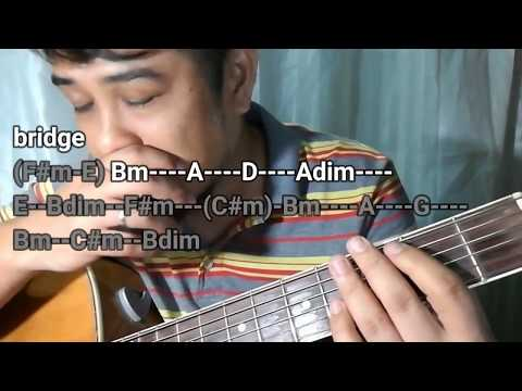 Guitar Chords: Kailan MYMP/Smokey Mountain – OPM songs tutorial in Acoustic Guitar