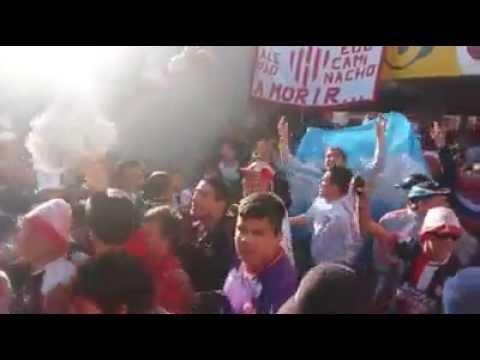 Marcha funebre   Llega la barra de la bomba - La Barra de la Bomba - Unión de Santa Fe