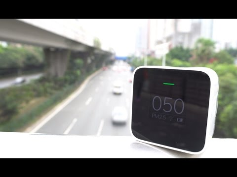 Mijia PM 2.5 Air Detector - анализатора воздуха от Xiaomi, испытания, китайская кухня опасна!