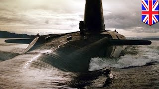 Fleet United Kingdom  city photos gallery : What is Trident? The British Royal Navy's nuclear submarine fleet explained - TomoNews