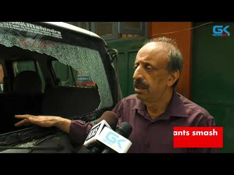 Journalists question police after assailants smash windshields of cars at Press Enclave