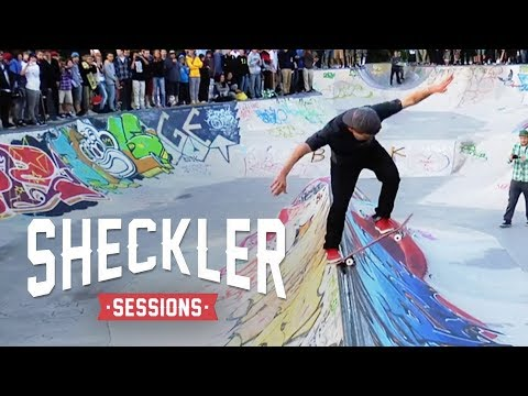 skating - For more Sheckler Sessions visit http://win.gs/shecklersessions Continuing the Etnies