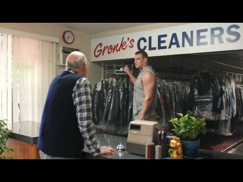 Tide 'Works the Rack' Super Bowl Ad (with Jeffrey Tambor)