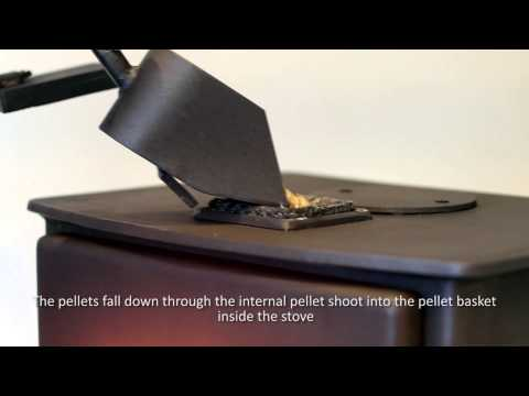 The Worlds First Conventional Non-Electronic Pellet Stove