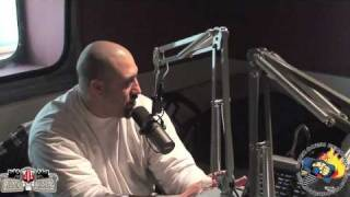 B-Real on Hot 97 Morning Show Interview - Part One
