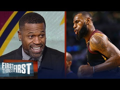 Stephen Jackson on LeBron's kingly Game 2 night, Westbrook and Thunder's loss  FIRST THINGS FIRST