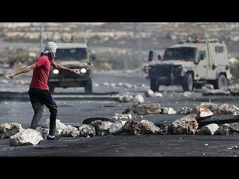 Ημέρες οργής μεταξύ Ισραηλινών και Παλαιστινίων
