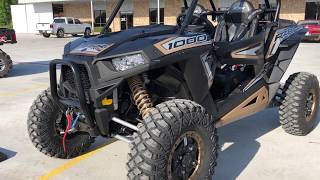 6. 2018 Polaris RZR XP 1000 EPS Trails and Rocks Edition