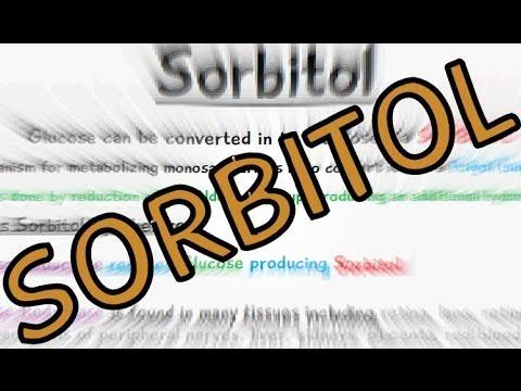 Biochemistry Help: Sorbitol (Polyol)