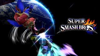 Drop Zone – Smash Bros. Wii U Falco Montage