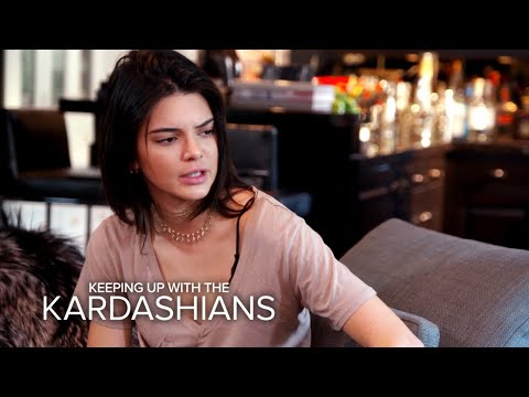 KUWTK   Kendall Jenner Recounts Scary Stalker Incident   E!