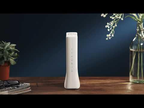 Installera Com Hem WiFi Hub C2 med telefoni
