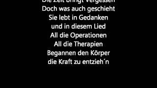 Pur-In Gedanken Lyrics