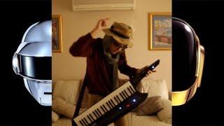 GET LUCKY LOOP (Daft Punk) - Daft Keytar