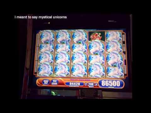 NCL Breakaway Trip - Mystical unicorns MEGA big Win