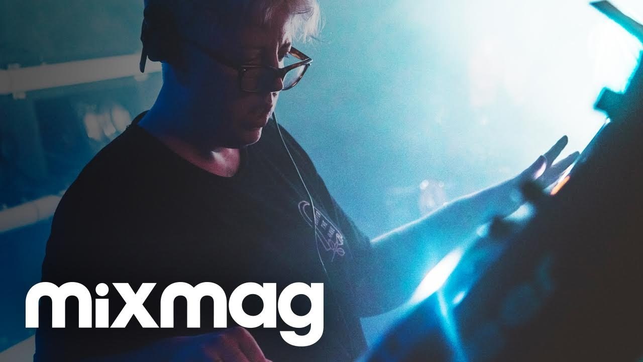 The Black Madonna - Live @ Mixmag Live x Patterns, Brighton 2016