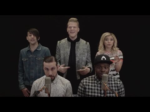 Pentatonix - Evolution of Michael Jackson lyrics
