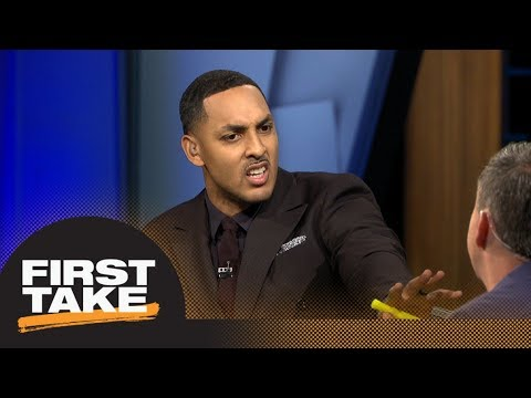 Ryan Hollins: LeBron setting himself up by looking at NFL, NBA team ownership | First Take | ESPN (видео)