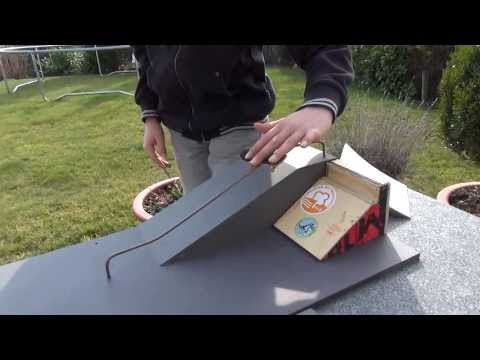 Fingerskateboard | Part 4 Outdoor