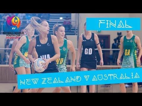 FINAL | New Zealand v Australia | #NWYC2017