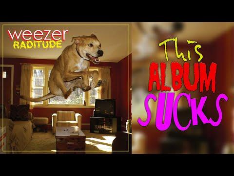 THIS ALBUM SUCKS: Raditude by Weezer   GizmoCh