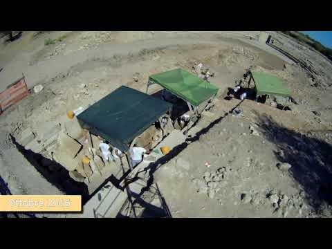 Parco Archeologico Rudiae, 12 mesi di riprese video timelapse