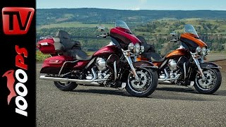 7. Harley Davidson Ultra Limited Low 2015 | Specs, info and interview with Frank Klumpp
