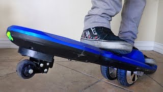 This thing is weird?  How does it work?More weird hoverboard videos -- https://youtu.be/ovDDNypeOrE-- https://youtu.be/ukBMVvnr71g-- https://youtu.be/b-99-cVWkd0Need repairs, or fixing, or anything... Tyler is your guy! Laughing Gas Motorsports is rad!!Tyler's Cell -- JK  (that was a bad idea)Tyler's email --  SERVICE@LGMS.CO  (this was a better idea)HIGHFIVE THAT SUBSCRIBE!! --- http://goo.gl/rfgp8VBest  Day Ever 561Adley is so weird. Licking plates, playing in diapers, and crazy at park. Taco Bell hooks it up again with a birthday package! Love the stuff thanks!Swimming with Jenny and Adley and we get an Adley first on camera.We then open the weirdest hoverboard, one wheel, long board mix ever. My dad and I talk about me taking the Porsche.Back home with Jenny and Adley to update about the fish.snag some sweet Shonduras merch --- https://shonduras.com/shop/Find me on any social media @Shonduras!!Music: https://soundcloud.com/dyallasHere's some stuff we use:Camera: http://amzn.to/2imdruGWide Lens: http://amzn.to/2cdbWu1Zoom Lens: http://amzn.to/2bWiRJ8JOBY Pod: http://amzn.to/2976hHbCool Longboards: http://amzn.to/2im9lToSweet Keyboard: http://amzn.to/2g8IM15Rad Mouse: http://amzn.to/2ffs4hGDXRacer Chairs: http://www.dxracer.com/us/en-us/Other Razer Stuff: http://www.razerzone.com/soooooo...(leave a weird emoji in the comments if you read this far)