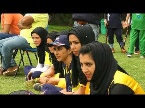 First 5-A-Side women's hockey championship begins at Women's College Srinagar