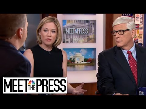 Full Panel: Will Donald Trump Confront Putin Over Election Interference? | Meet The Press | NBC News