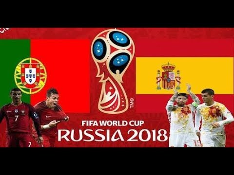 PORTUGAL Vs SPAIN LIVE STREAM HD - FIFA World Cup 2018 LIVE - GROUP B( PORTUGAL Vs SPAIN ) GAME PLAY