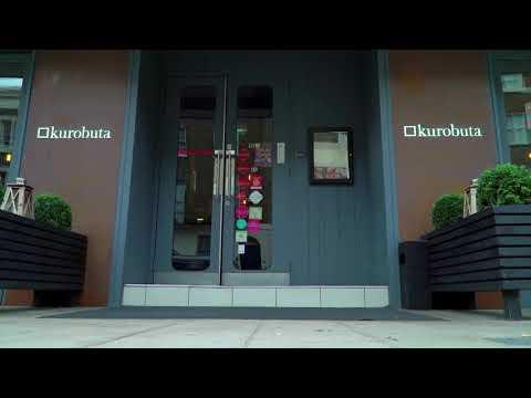 THE PLACE TO EAT LONDON UK ON &TV ZEE TV , Featuring restaurant Kurobuta
