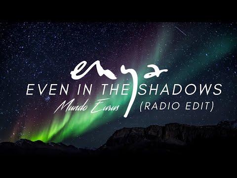 Enya - Even In The Shadows (Radio Edit) (Full HD Video)