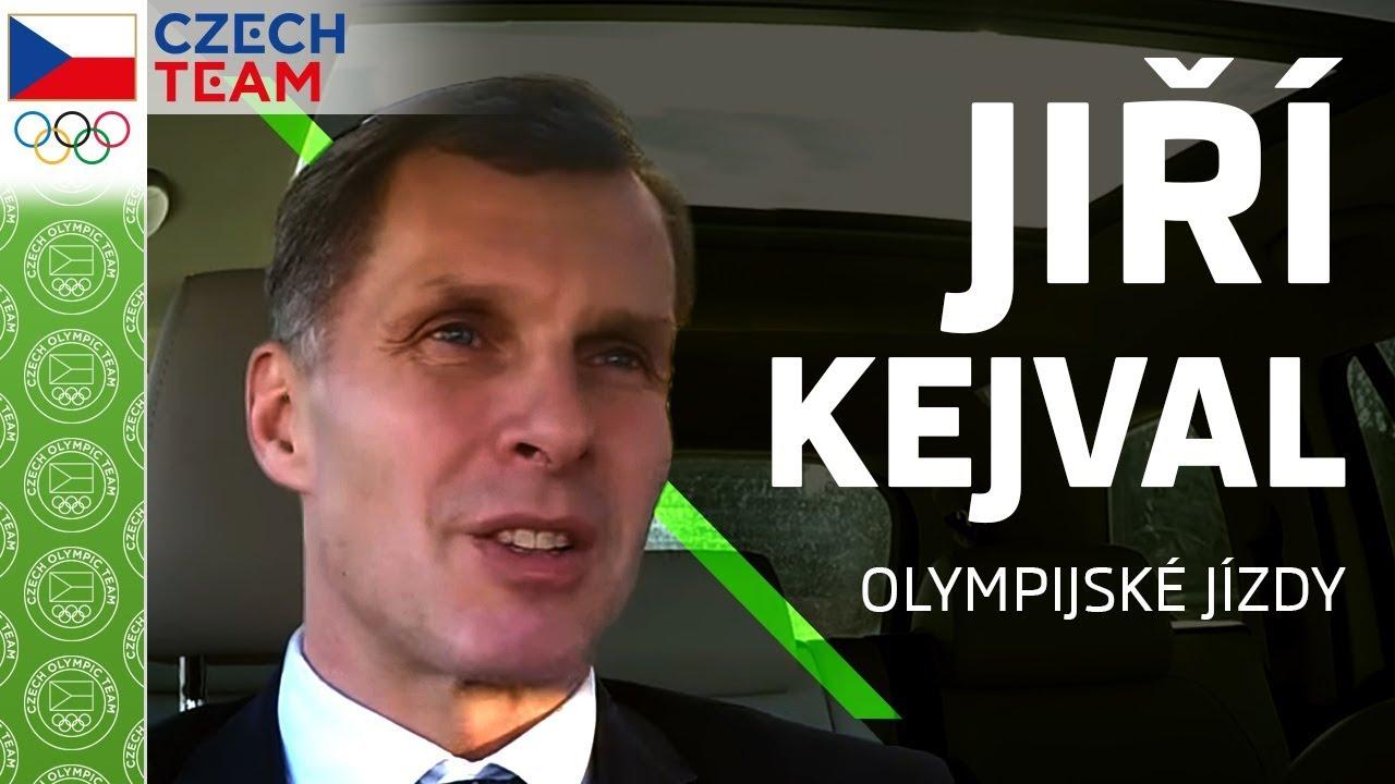 YOUTUBEŘI a sport? | ŠKODA Olympijské jízdy s Jiřím Kejvalem