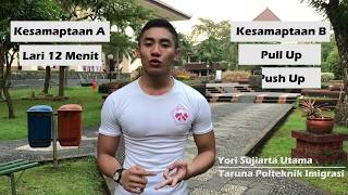 Download Video TIPS LOLOS TEST KESMAPTAAN POLTEKIM / (AKADEMI IMIGRASI) MP3 3GP MP4