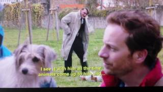 Look who's back - Dead dog scene