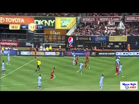 Manchester City Vs Liverpool 2-2 ~ All Goals & Highlights - International Champions Cup